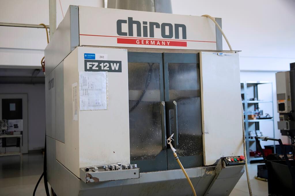 Chiron FZ 12 marógép